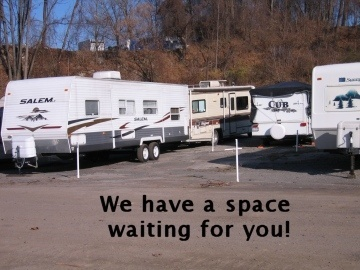 Rochester Ny Convenient Outdoor Storage Of Boats Rvs